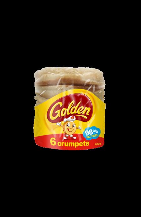 Golden Crumpet 6 Pack Shot